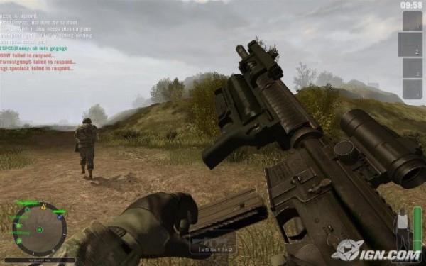 America S Army 3 Juego De Guerra Para Pc Online Tecnologia En 32