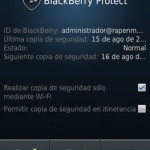 BlackBerry Protect: Realiza copias de seguridad y protege tu BlackBerry