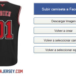 Create NBA Jersey: Crea un avatar las playeras de la NBA