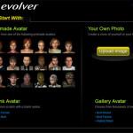 Evolver: Crea tu avatar en 3D online