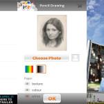 PhotoFunia: Hacer divertidos fotomontajes en Android