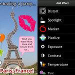 PicSay: Editor de fotos para dispositivos Android