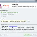 A-Patch: Parche de Messenger para agregar más opciones