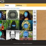 Cameroid: Toma fotografías divertidas con la cámara web