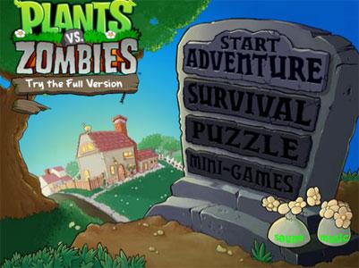 Plantas contra Zombies Online