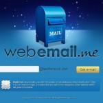 WebEmail: Correo electrónico temporal de 24 horas