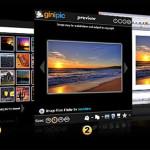 Ginipic: Programa de PC para buscar imágenes online