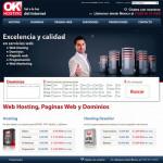 OK Hosting: Empresa de alojamiento web