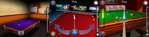 Aces 3D Pool Classic