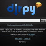Dirpy: Bajar videos de Youtube a la computadora en mp3