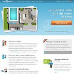 Floorplanner: Diseña tu casa online