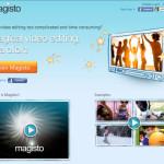 Magisto: Editor de videos en línea