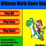 ¿Qué tanto sabes de Marios Bros?