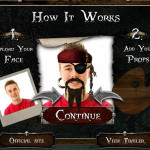 Pirate Yourself: Hacer fotomontaje de pirata online