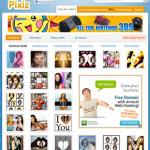 Pixiz: aplicación para crear fotomontajes online