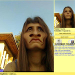 Moron Face: Distorsionar fotos online