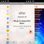 Aplicación de Android para aprender inglés fácilmente