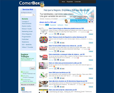 ComerBox