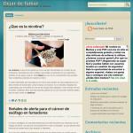 Decídete a dejar de fumar y sigue los consejos de Consejosparadejardefumar.net