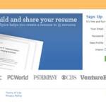 JobSpice: Hacer un curriculum vitae online gratis