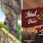 Juegos online: Shut Up and drive y AVT Extreme