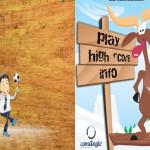 Juegos de deportes: Soccer school y  White Jumping