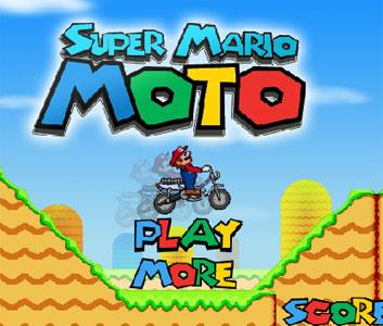 Super Mario Moto online