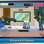 The Simpson Arcade Free: Divertido juego para iPad
