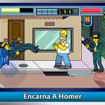The Simpson Arcade Free: Divertido juego para iPad