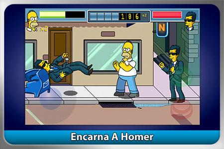 The Simpson Arcade Free