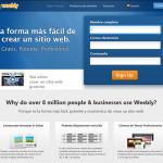 Weebly: Crear sitios web gratis