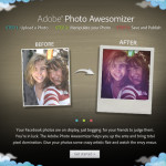 Adobe Photo Awesomizer: Aplicación de Facebook para colocar efectos a las fotos