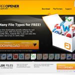 Free Opener: Software compatible con más de 80 archivos