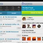 Foursquare para Android