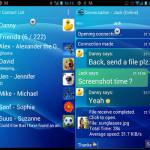 Mercury Free: Descargar aplicación de Messeger para Android