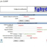 Consulta e imprime tu Curp gratis