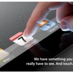 El iPad 3 será presentado el 7 de marzo