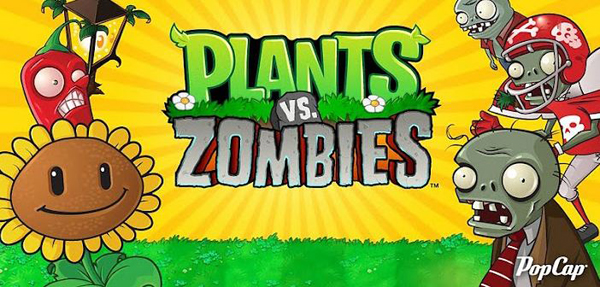 Plantas vs Zombies Android