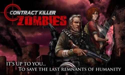 Contract Killer Zombies