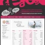FresaHost: Web hosting económico y en español