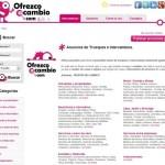 Ofrezco a Cambio: Realiza trueques en línea
