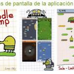 Doodle Jump: Tremendo y adictivo juego para Android