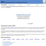 RFC Gratis: Sacar el RFC gratis en línea