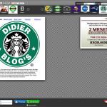 Festisite: Aplicación web para crear copias de logos famosos