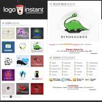 Logo Instant: Descargar logos en formato PSD y Vector
