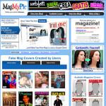 MagMyPic: Crear un fotomontaje de portada de revista