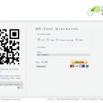 QR-Code Generator: Aplicación para generar códigos QR