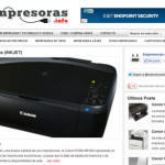 Impresoras.info, Todo lo que necesitas saber sobre impresoras
