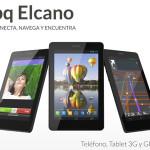 """Bq presenta su tableta y Smartphone """"Bq Elcano"""""""