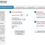 Free Online PDF Converter: Convertir archivos a PDF en línea
